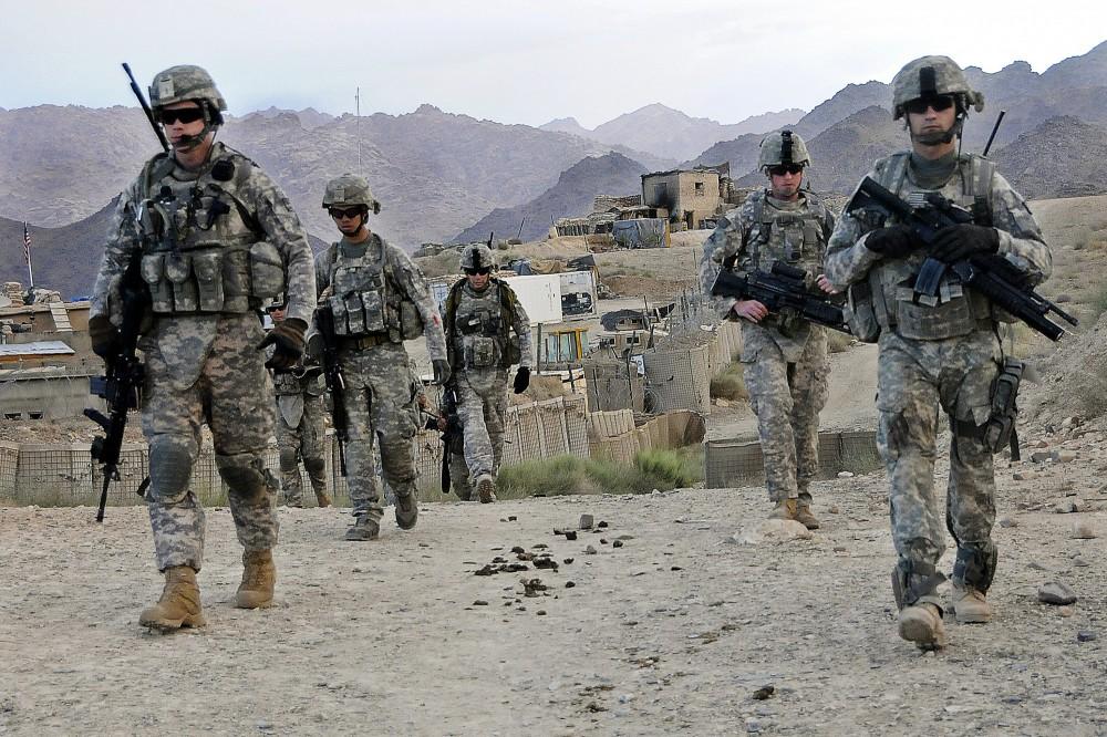 Афганистанд үүрэг гүйцэтгэж буй АНУ-ын цэргийн тоо 8000 болж буурна