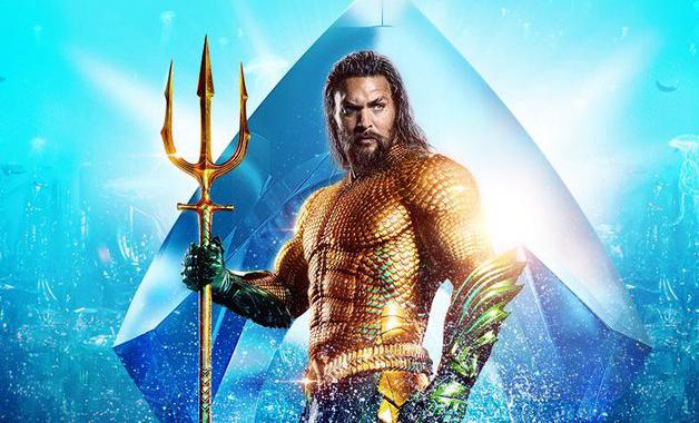 """Aquaman"" аалзнаас айдаг"