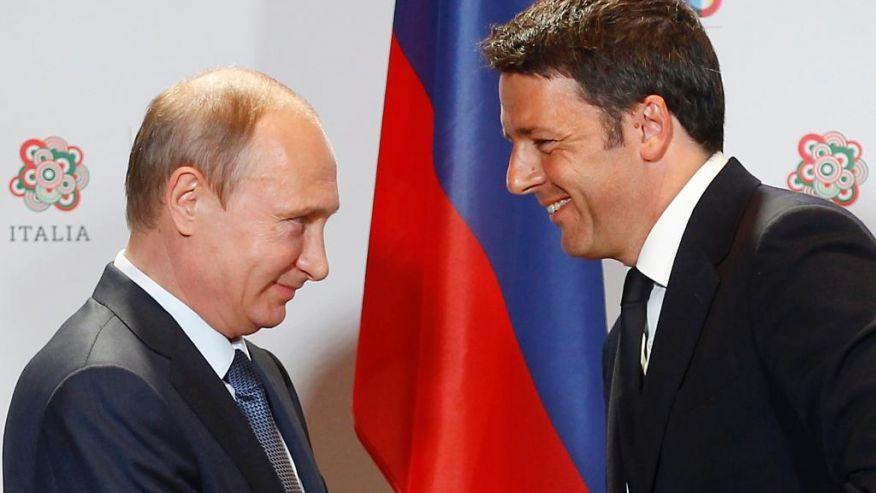 Путин: Хориг арга хэмжээ Италийн бизнесүүдийг сүйрүүлж байна