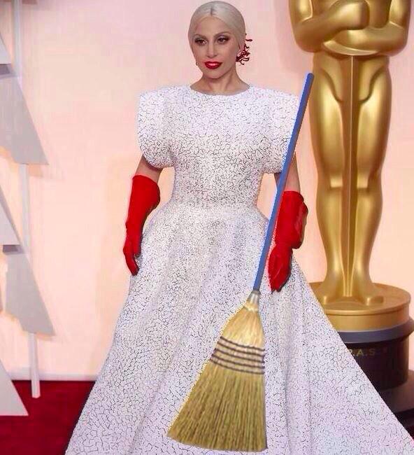 Lady Gaga-гийн Оскар 2015-ын хошин шогийн бай болов