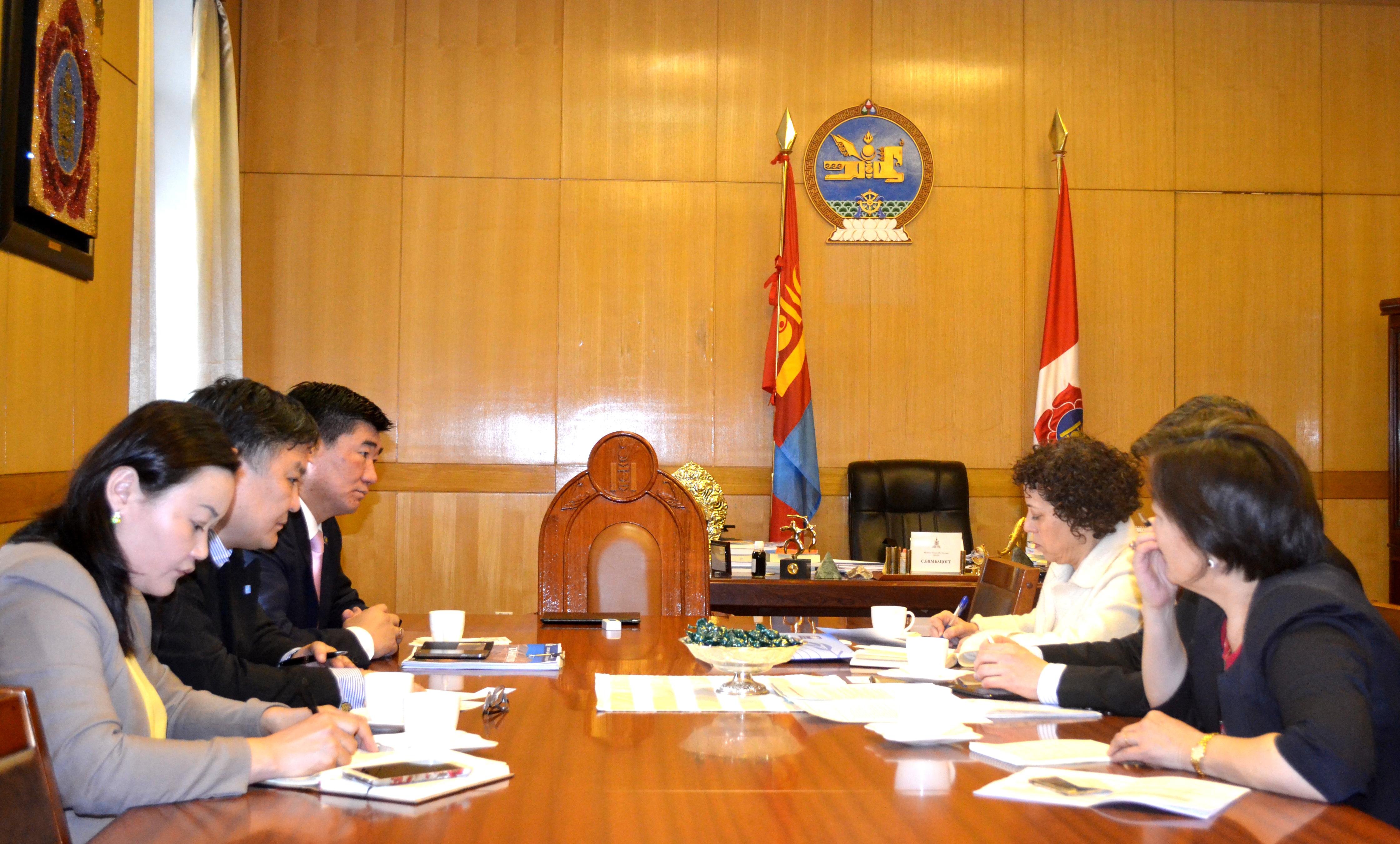 Монгол Улсын урт хугацааны хөгжлийн  тогтвортой бодлогыг УИХ батална