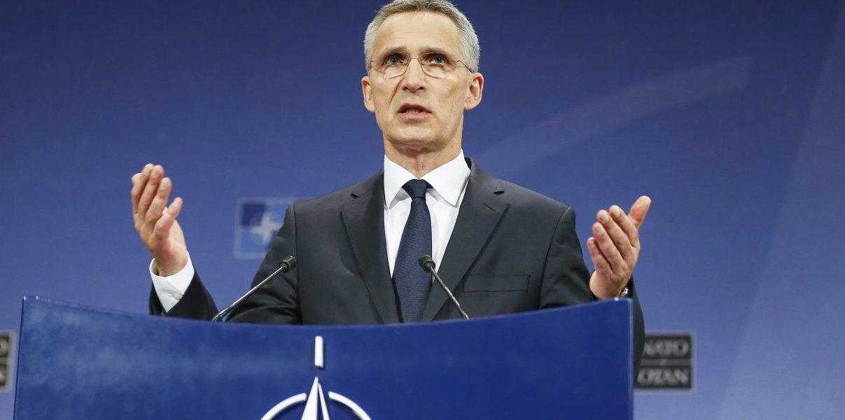 НАТО Оросын эсрэг хоригийг үргэлжлүүлэх хэрэгтэй гэв