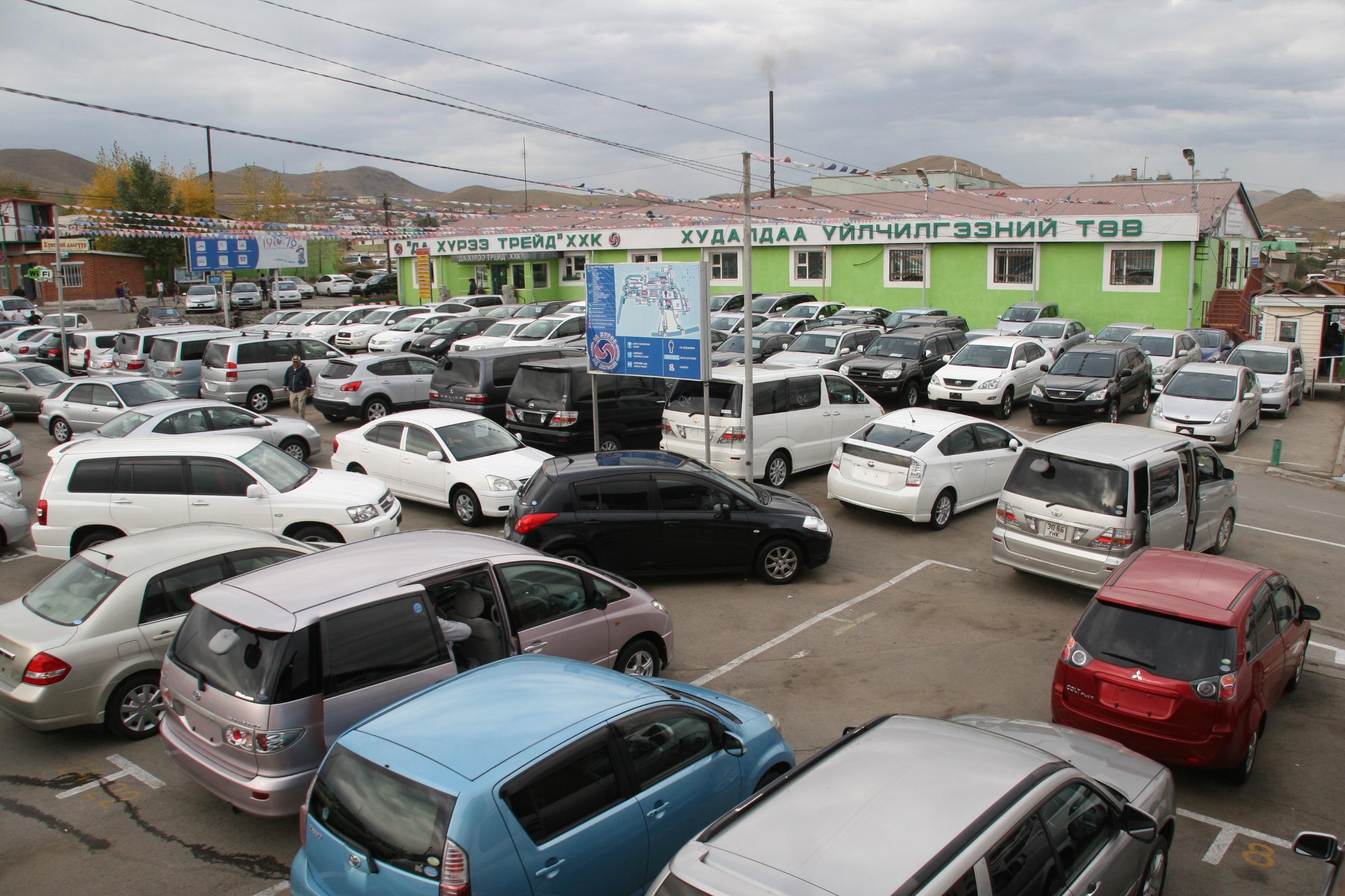 Автомашины үнэ ганцхан сарын дотор 1.5 саяар өсчээ