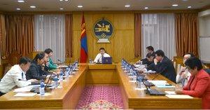 Засгийн газрын хуралдаан 16:00 цагаас эхэлнэ
