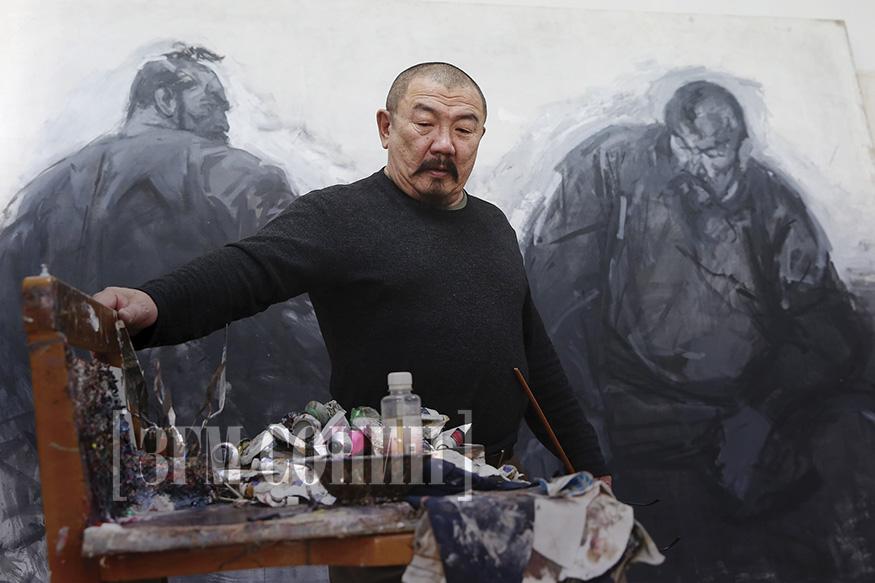 Чингис, Жамухын сүүлчийн уулзалтын зургийг 10 жилийн турш бодсон