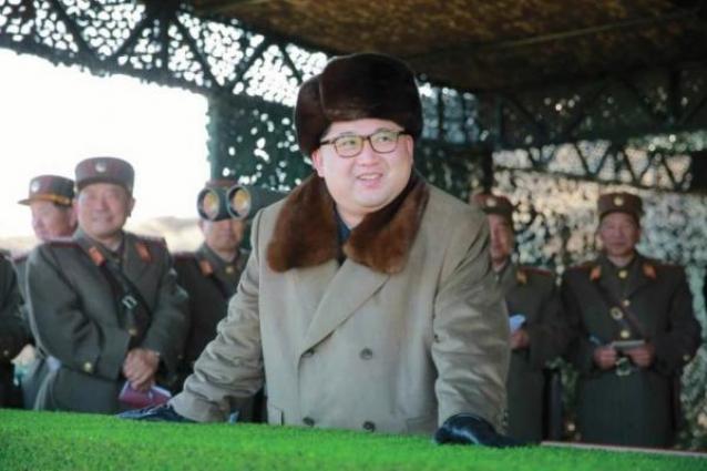 Ким Жөн Ун дайн эхлүүлэх бодолгүй