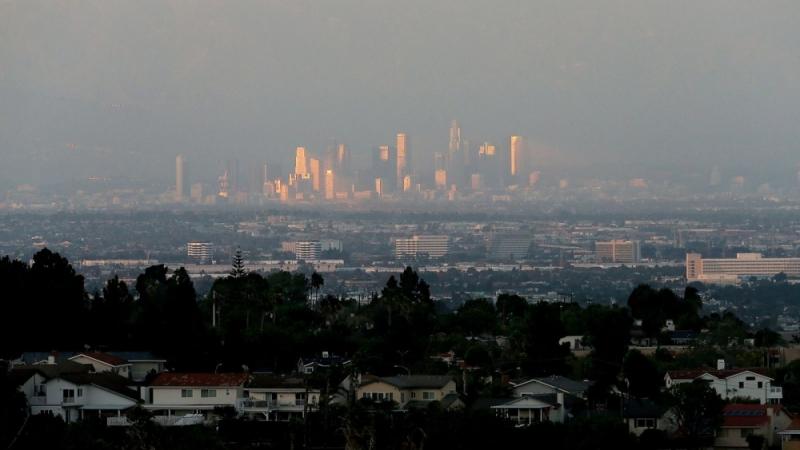 Улаанбаатартай ижил зовлонтой Лос-Анжелес