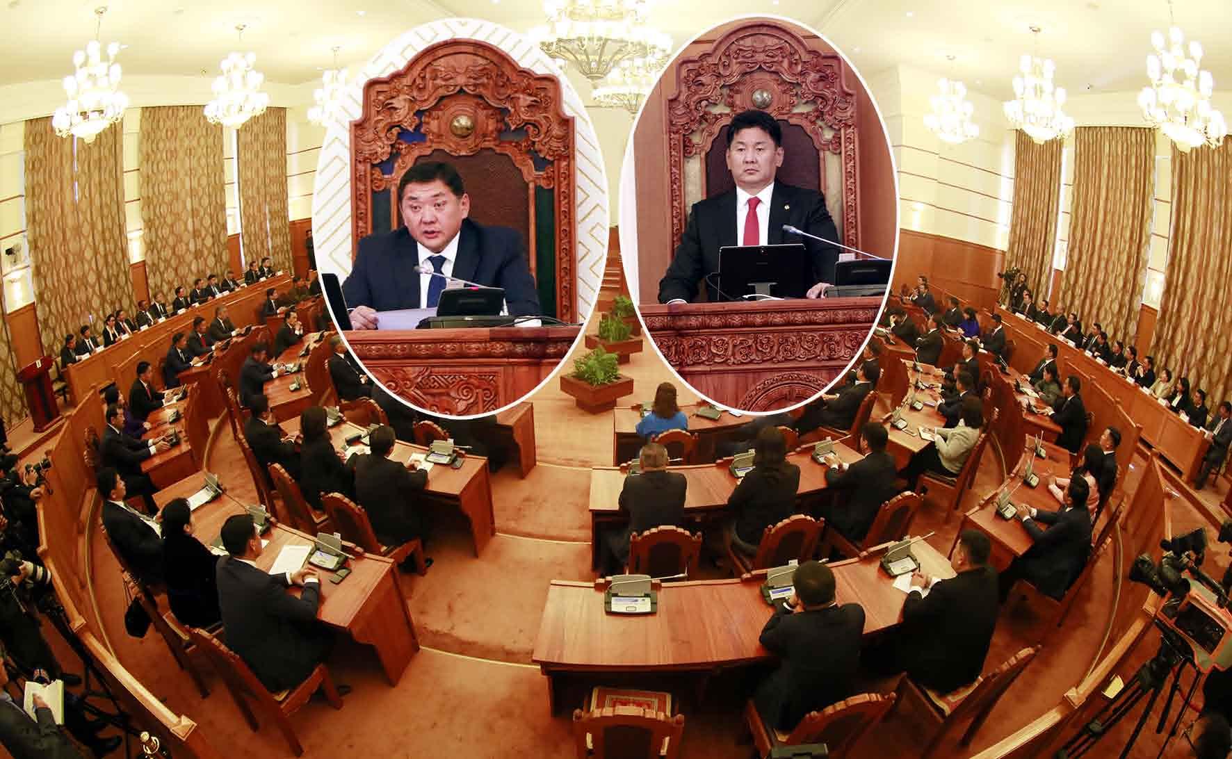 Ерөнхийлөгч МАН-ыг татан буулгах саналыг Дээд шүүхэд гаргах цаг болжээ