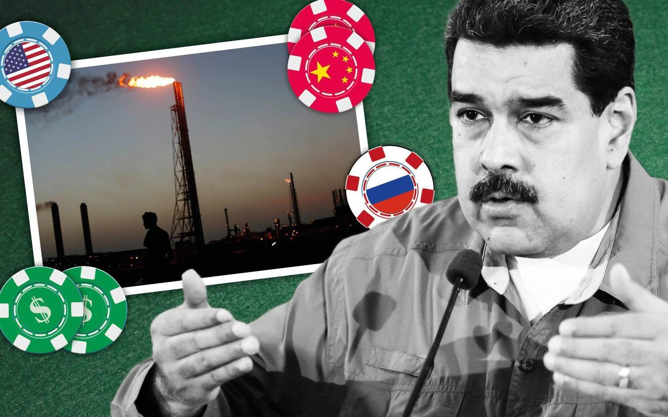 Хятад  Венесуэлд туслахаа илэрхийлж, Оросууд эдийн засгийн хоригт ахин оров