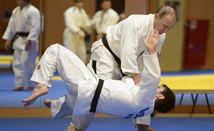 В.Путин: Жүдогийн бэлтгэл хийх нь сэтгэл санааг өргөж, юмсыг бодитоор харахад тусалдаг