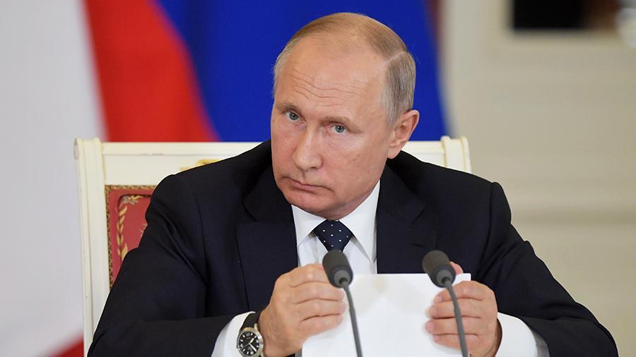 Путины өгүүллэгийн тухайд