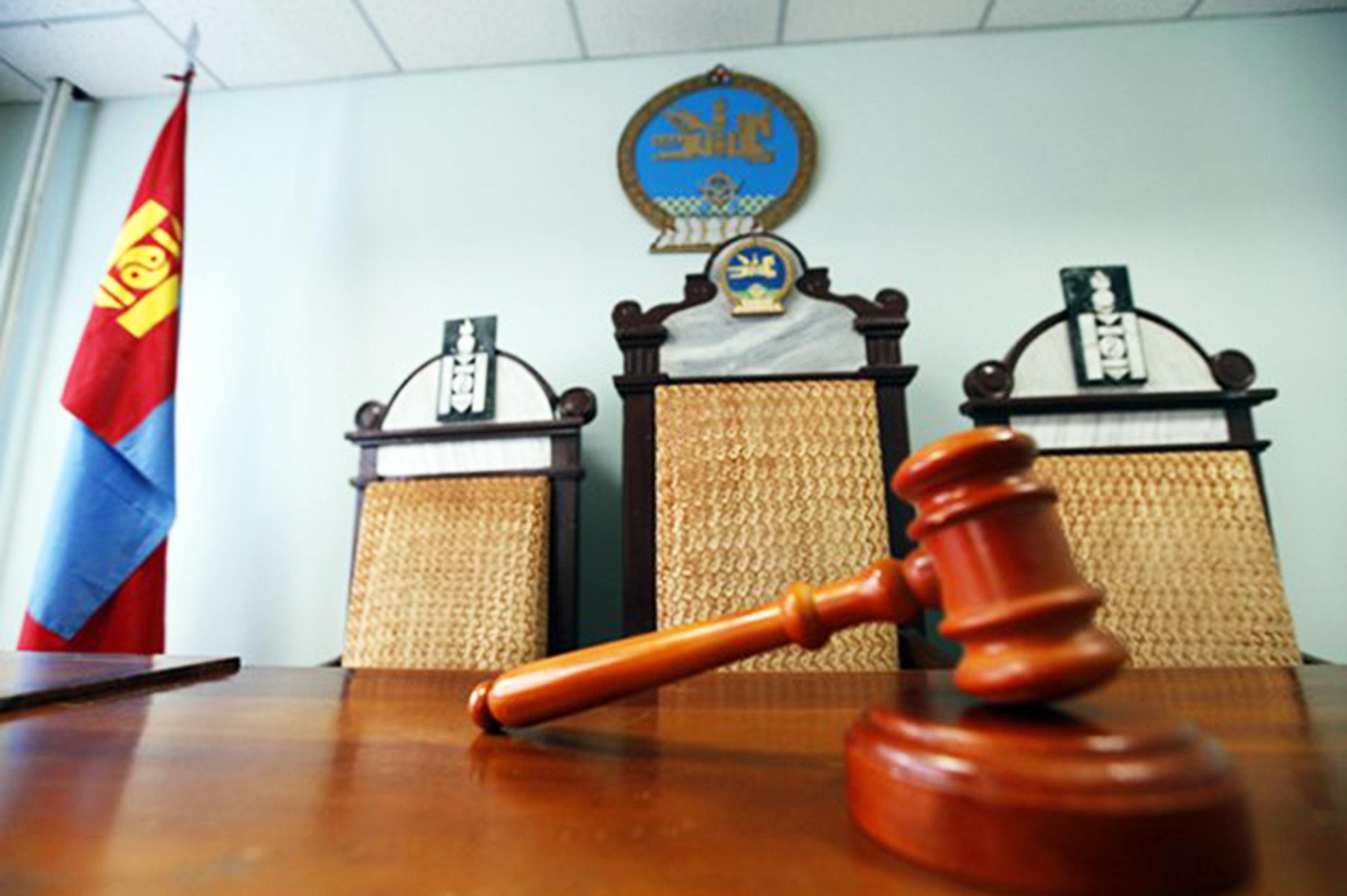 Шүүх, прокурор захиалгаар ажилладаг нь нотлогдлоо
