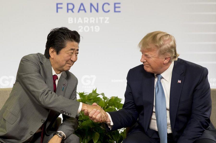 Япон, АНУ ирэх сард худалдааны хэлэлцээр байгуулж магадгүй