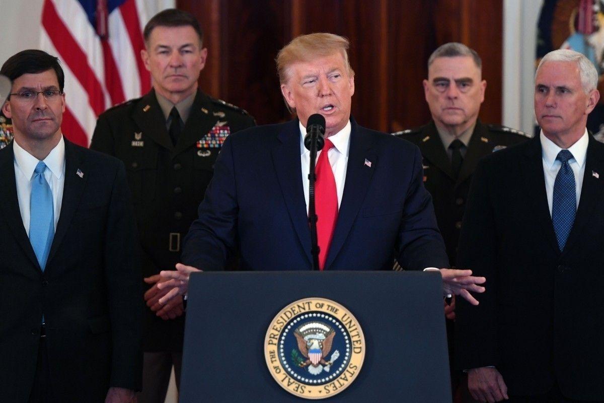 Трамп Ирантай дайтахаас зайлсхийж, цөмийн хөтөлбөрөө зогсоохыг уриаллаа