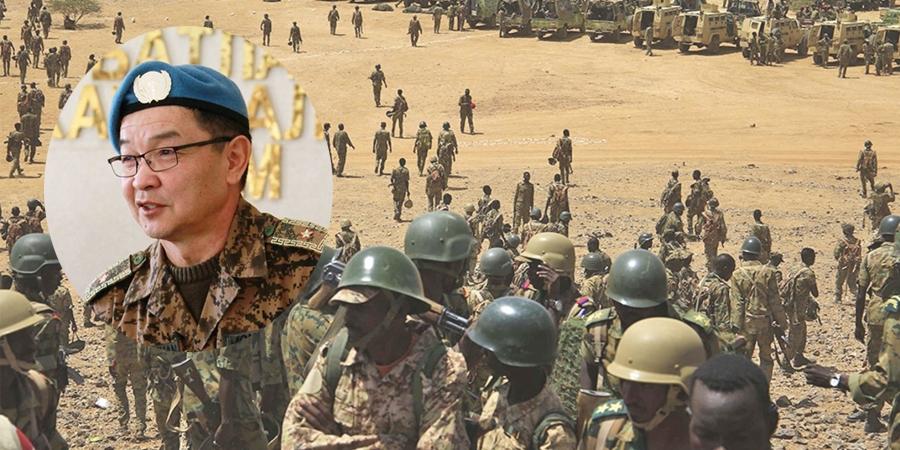 Д.Баярсайхан: Суданд НҮБ-ын хамгийн шилдэг нь Монгол цэргүүд байдаг