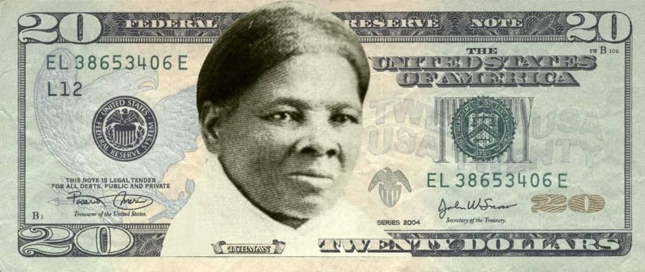 Хорин долларын мөнгөн дэвсгэртийн нүүрэн талын зургийг өөрчилнө