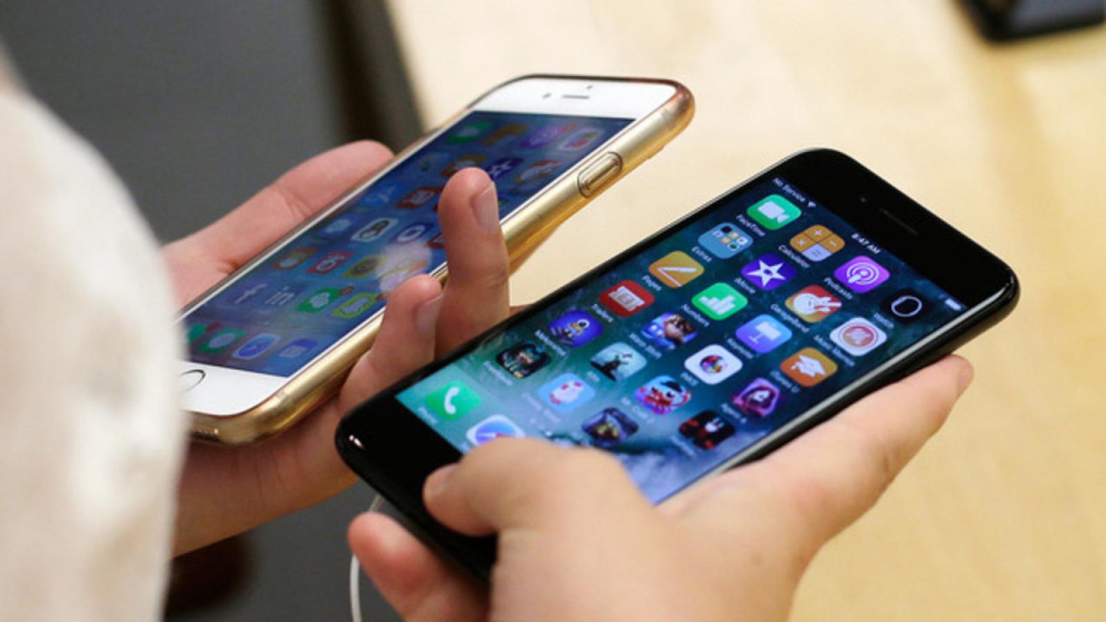 Хятадад iPhone гар утас худалдахыг хориглов