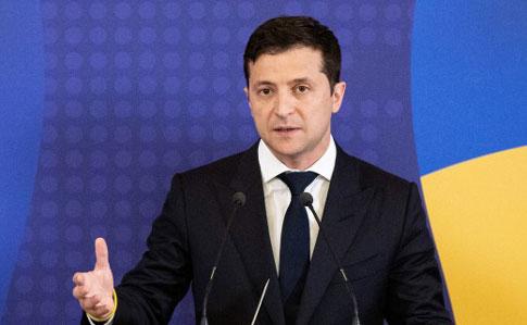 В.Зеленский: Холбооны улс байгуулахыг Украин хэзээ ч хүлээн зөвшөөрөхгүй