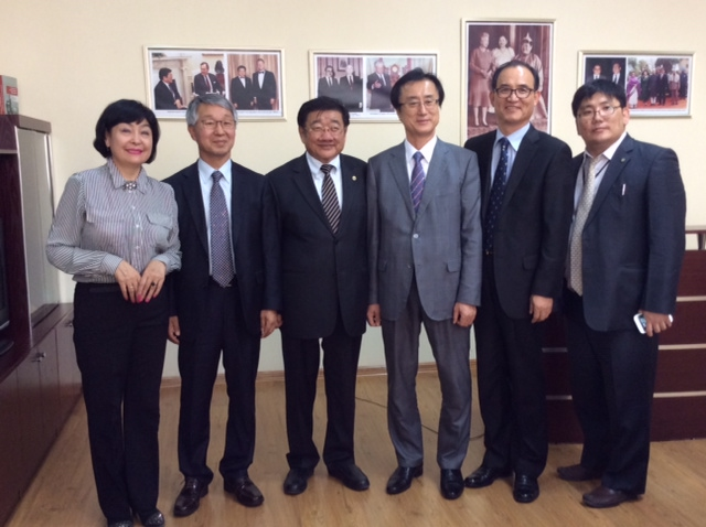 """ШУТИС БНСУ-ын Чанвоны Үндэсний Их Сургууль, БНХАУ-ын """"Хятадын боловсрол, номын экспорт импорт"""" ХК-тай хамтран ажиллахаар боллоо"""