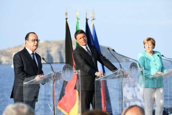 Итали, Герман болон Франц улс Европын цагаачлалын асуудалд анхаарна