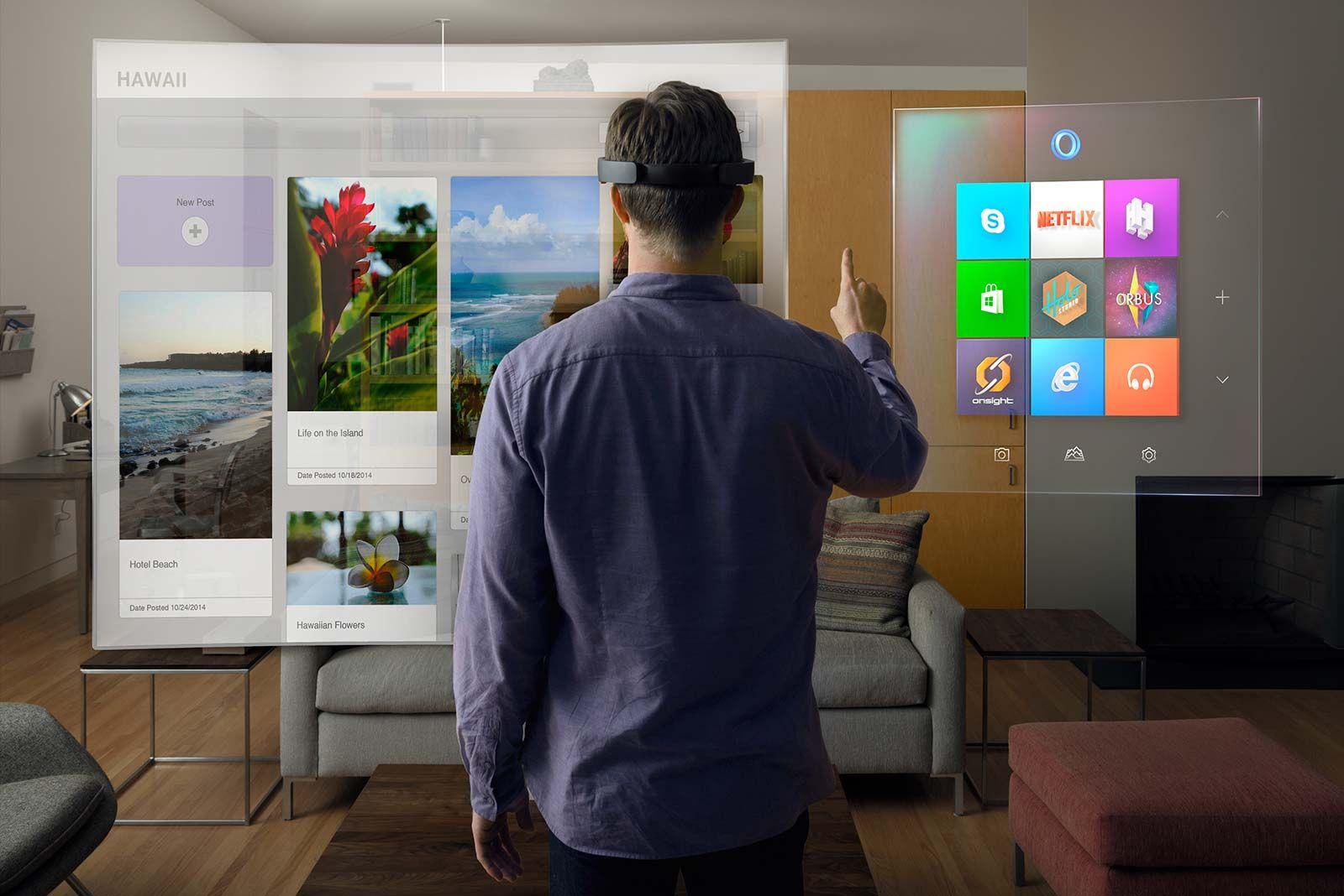 Ирээдүйд компьютер ийм болно