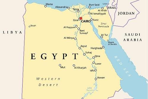 Египтийн цэргүүд санамсаргүйгээр жуулчдыг хөнөөжээ