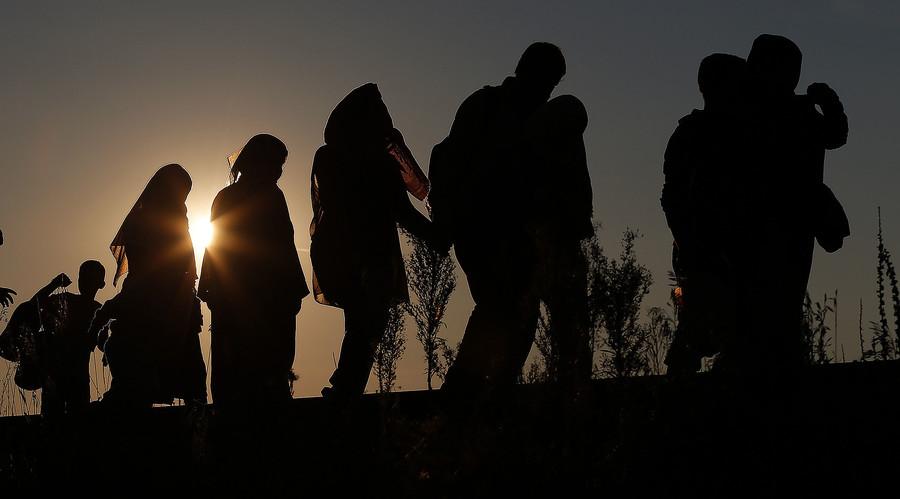 Германд дөрвөн эхнэр, 22 хүүхэдтэй Сирийн дүрвэгч иржээ