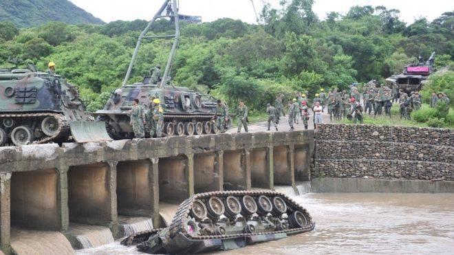 Цэргийн сургуулилтын танк гүүрнээс унаж 3 цэрэг амиа алджээ
