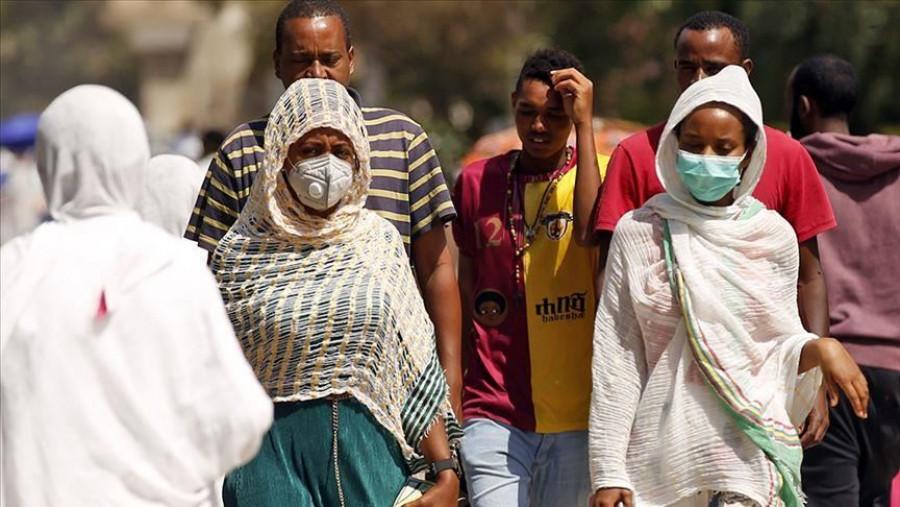 Африкт халдвар авсан хүний тоо 4.5 сая давжээ
