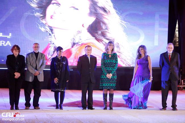 Каирын олон улсын 36-р кино наадам нээлтээ хийв