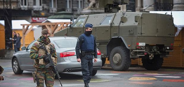 Бельги, Францад аюулгүй байдлын онцгой дэглэм тогтоожээ