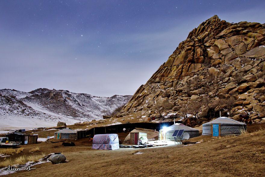 Монголын их амар амгалан