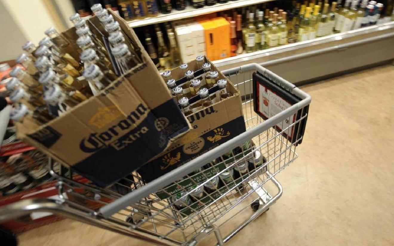 Хөл хорьсонтой холбоотойгоор АНУ-ын хэмжээнд алкоголийн хэрэглээ, онлайн худалдаа огцом өсжээ
