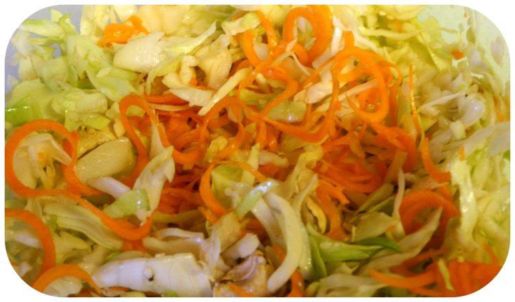 Байцааны салат