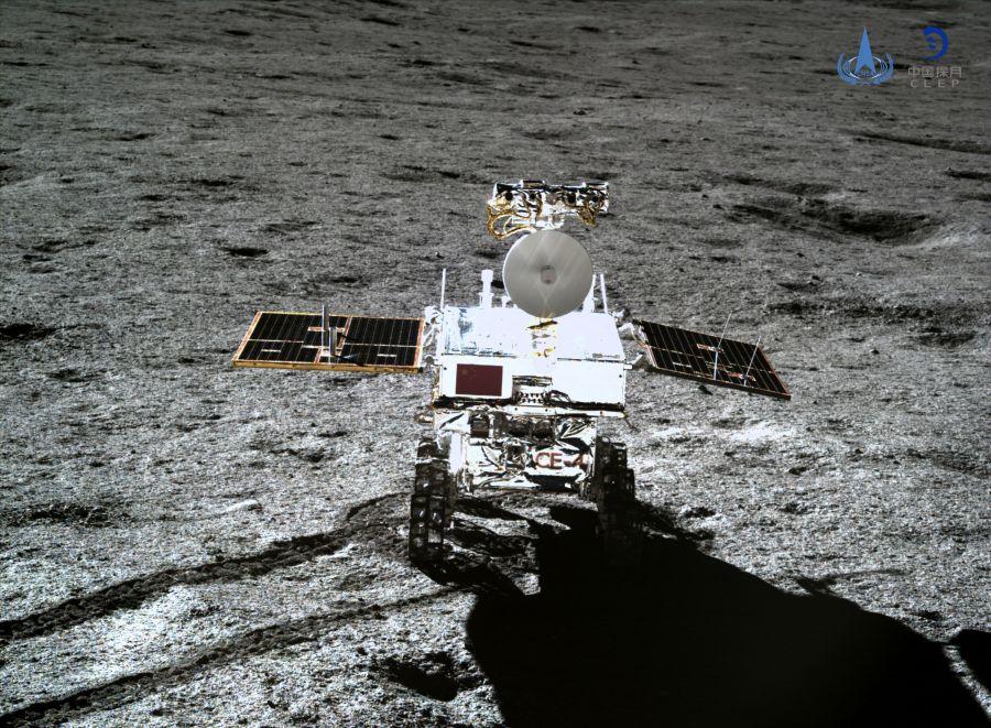 Хятадын сар судлах төхөөрөмж 420 гаруй метр аялжээ