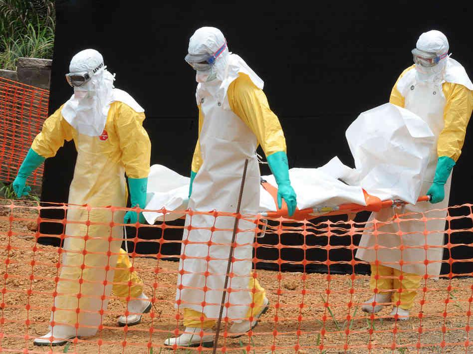 Либерид эбола дахин гарлаа