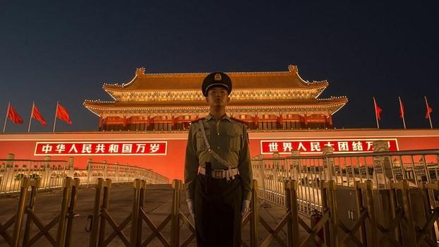 Дарангуйлал руу эргэж буй Хятад улс