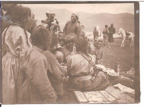 100 жилийн өмнөх Монгол орон ба Монголчуудын дүр төрх /фото/