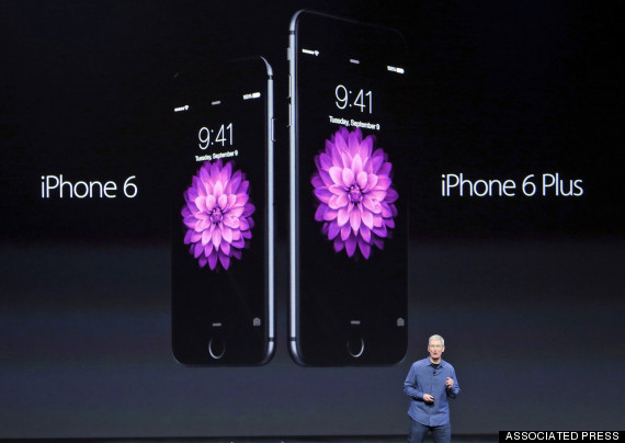 Iphone6 24 цагийн дотор 4 саяар зарагдаж рекорд тогтоов
