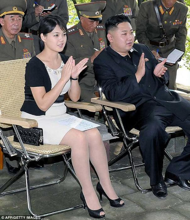 Хойд Солонгосын удирдагч Ким Чен Ун хүүтэй болжээ