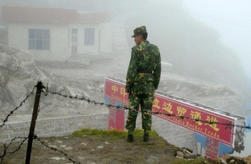 Хятад, Энэтхэгийн цэргүүд хил дээр үймээн үүсгэжээ