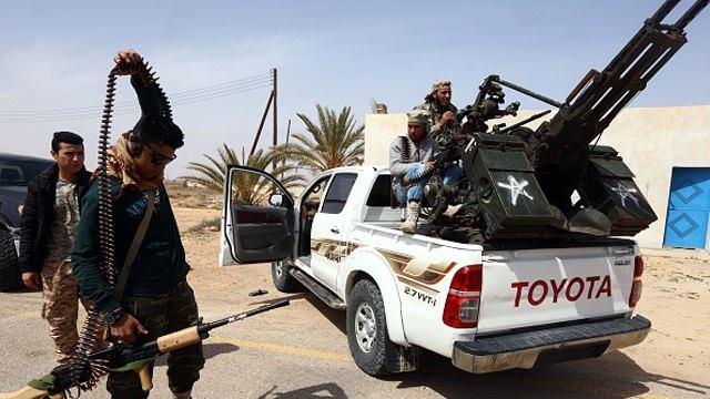 """""""Исламын улс"""" бүлэглэл Ливи улсааас эмнэлгийн 20 ажилтныг хулгайлжээ"""