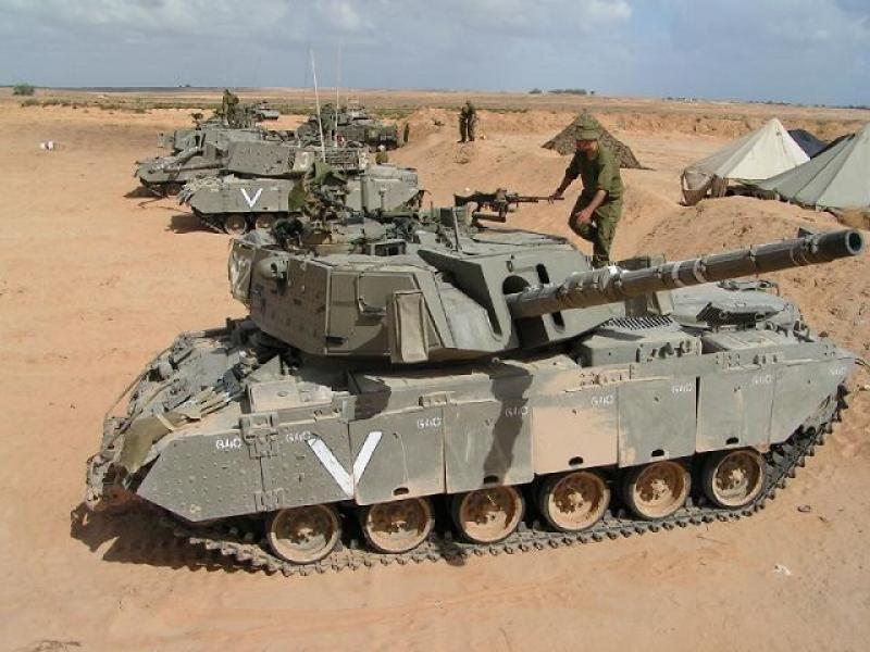 Израилийн жижиг загварын танк бүтээх хөтөлбөрөө танилцуулжээ
