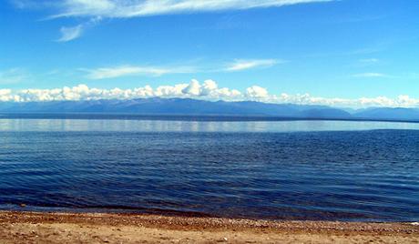 Байгаль далайн усны төвшин нэг см доошилжээ
