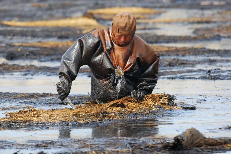 Хятадын байгалийн бохирдол аюулын харанга дэлдэж байна