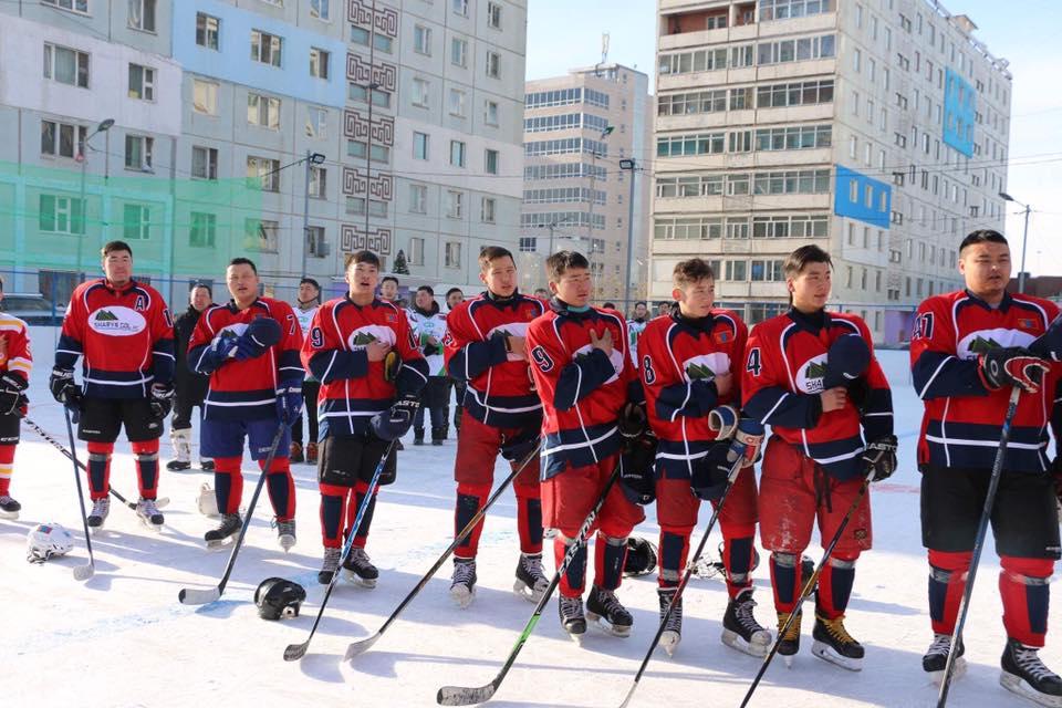 """""""БОЛД САН""""-ийн нэрэмжит шайбтай хоккейн тэмцээн энэ сарын 17-19-ний өдрүүдэд болно"""