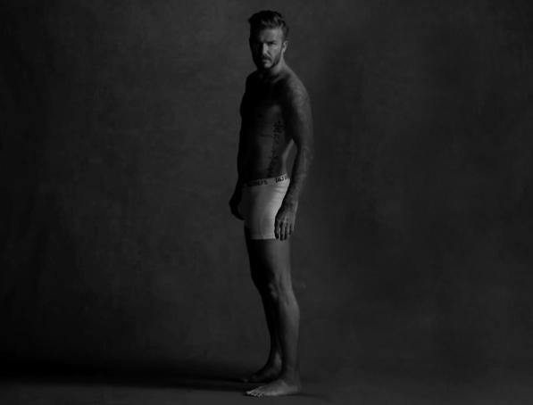 """Дэвид Бэкхэм """"D&J"""" брэндийн дотуур хувцасны сурталчилгаанд тогложээ"""
