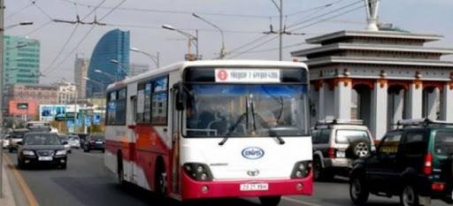 Автобус амны хаалтгүй иргэнд үйлчлэхгүй