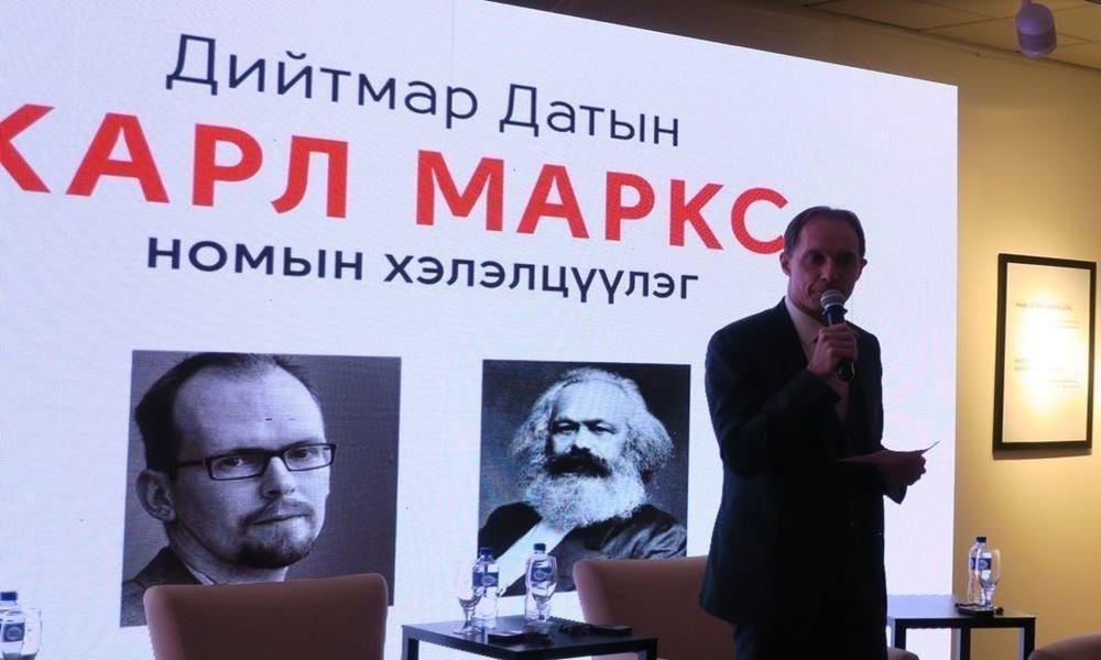 Марксизм ба чөлөөт зах зээл