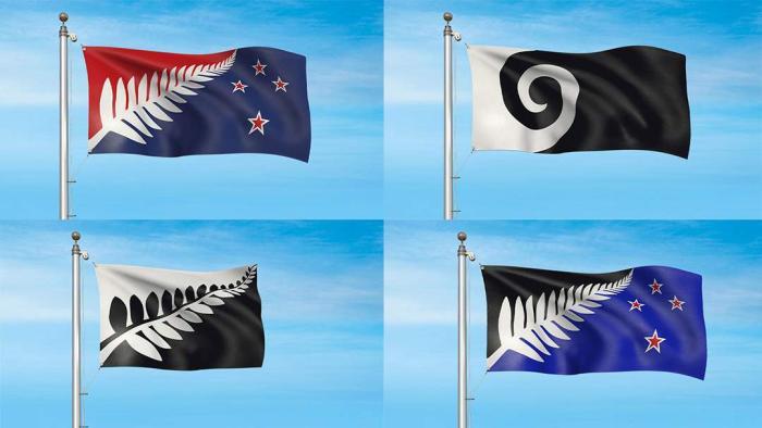 Шинэ-Зеланд улс төрийн далбааныхаа загварыг өөрчилнө
